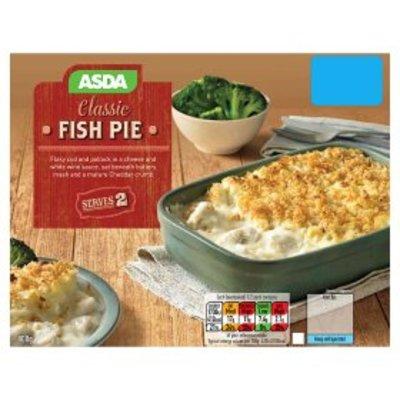 Asda Classic Fish Pie 800g